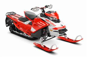 Backcountry X-RS® 850 E-TEC® ES 146 - Lava Red