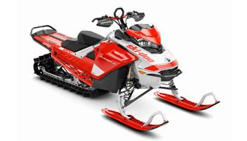 2020 Summit® X® w/Expert Pkg 850 E-TEC® 154 - Lava Red