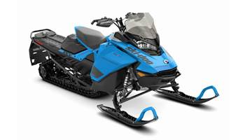 2020 Backcountry 600R E-TEC® - Octane Blue/Black
