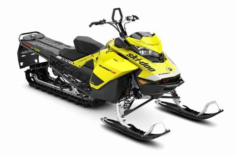2020 Summit® X® 850 E-TEC® 165 - Sunburst Yellow