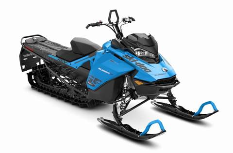 2020 Summit® SP 850 E-TEC® ES 154 - Octane Blue/Black