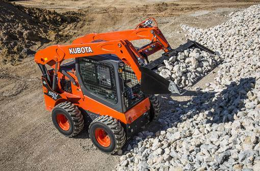 Kubota SSV Series Loader
