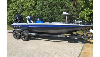 2019 Bass Boat 198 Elite