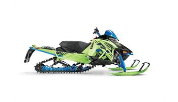 "2020 Riot 8000 146""/1.35"" ES Hyper Green/Electric Blue QS 3"
