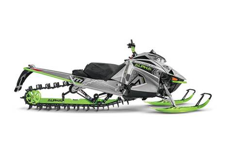 "2020 M Mountain Cat Alpha One 165""/3.00"" ES Silver"
