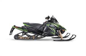 "ZR Thundercat 137""/1.00"" w/iACT Black/Green"