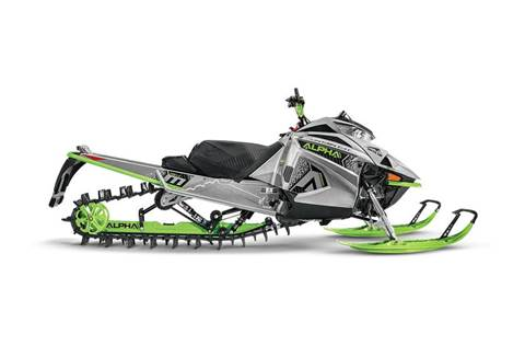 "2020 M Mountain Cat Alpha One 154""/3.00"" ES Silver"