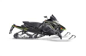 "ZR 6000 Limited 137""/1.25"" ES Black/Green"