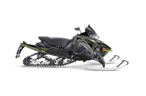 "2020 ZR 6000 Limited 137""/1.25"" ES Black/Green"