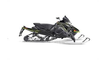 "2020 ZR 8000 Limited 137""/1.25"" ES Black/Green"