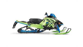 "2020 Riot 8000 146""/1.60"" ES Hyper Green/Electric Blue QS3"