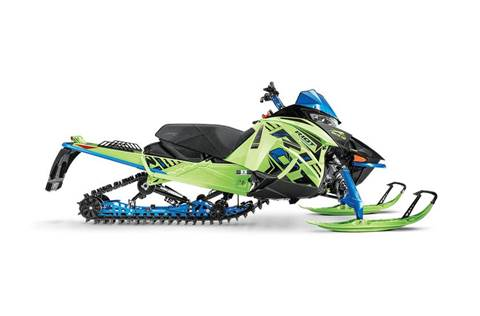 "2020 Riot 8000 146""/1.60"" ES Hyper Green/Electric Blue"