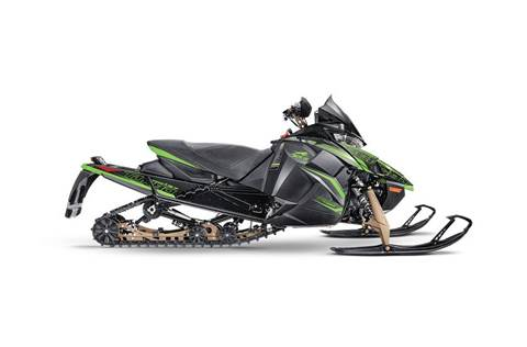 "2020 ZR Thundercat 137""/1.00"" Black/Green"