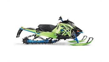 "2020 Riot X 8000 146""/2.00"" ES Hyper Green/Blue QS3 SHOCKS"