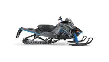 2020 NEW Arctic Cat Riot 8000 ES QS3 146x1.6 CHARCOAL BLUE - SAVE $2,950.00!!
