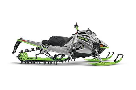"2020 M Mountain Cat Alpha One 154""/3.00"" Silver"