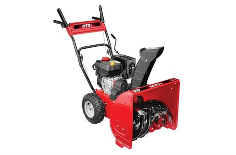 2019 31A-63BD706 Two-Stage Snow Thrower