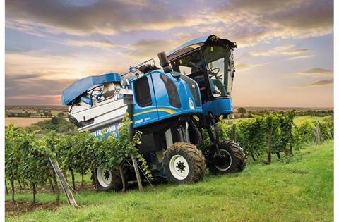 2019 Braud Grape Harvester 9070L