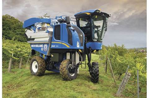 2019 Braud High-Capacity Grape Harvester 9090X - 2 Hopper
