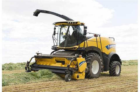 2019 FR Forage Cruiser SP Forage Harvester FR550