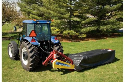 2019 Heavy-Duty Disc Mower H6830 Side Pull