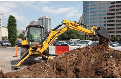 2019 B110C Backhoe Loader
