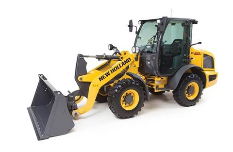 2019 W50C ZB Compact Wheel Loader