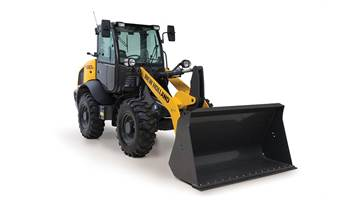 2019 W80C Compact Wheel Loader