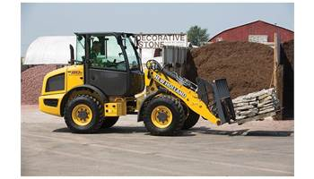 2019 W50C TC Compact Wheel Loader