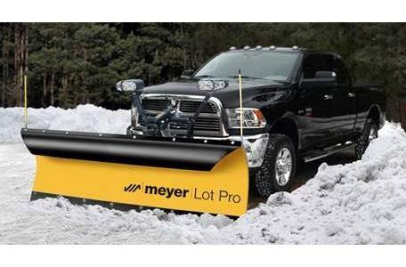 2019 Lot Pro 9' Std. Op System w/ Hands Free Plowing