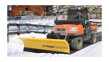 2019 Drive Pro 6' Power Angling Plow Pkg Euro 28010