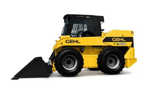 2019 V420 Vertical-Lift Skid Loader