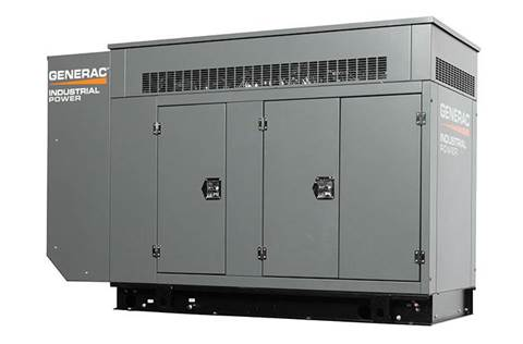 2019 150kW Gaseous Generator (14.2L) SG/MG150