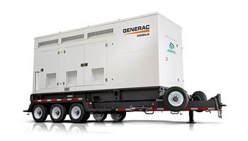2019 MGG450 Gaseous Generator