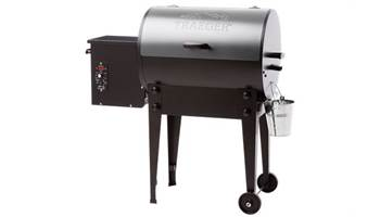 2019 Tailgater Pellet Grill - Silver