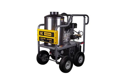 2019 420cc 4000PSI Hot Water Washer (Powerease) (HW4015RA)