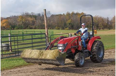 2019 Farmall 35C Series II