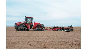 2019 Heavy-Offset 790 Plowing, Folding