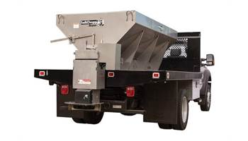 2019 3.0 cu.yd. Electric Motor Stainless Steel Mid Size Hopper Spreader (1400465SSE)