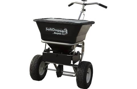 2019 1.5 cu.ft. Walk Behind Broadcast Spreader with Stainless Steel Frame (WB201G)