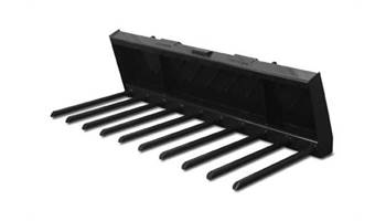 2019 Compact Tractor Manure Forks