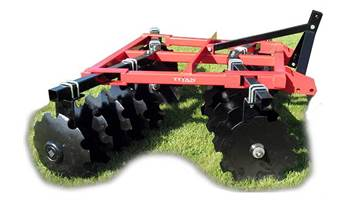 2019 7420 Disc Harrow