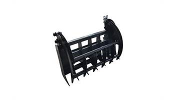 2019 Mini Skid Steer Grapple Rake