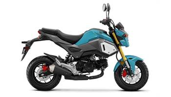 2020 GROM125L OR 2020