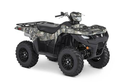 2020 KingQuad 750AXi Power Steering SE Camo