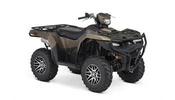 2020 KINGQUAD 500 POWER STEERING SE WITH RUGGED PACKAGE
