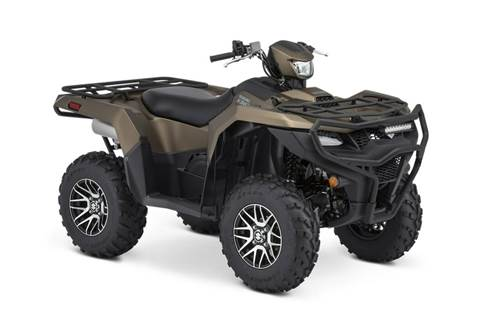 2020 KingQuad 500AXi Power Steering SE+ w/Rugged Pkg