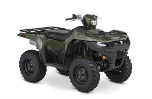 KINGQUAD 750 AXI POWER STEERING