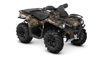 2020 Outlander 450 Hunting edition