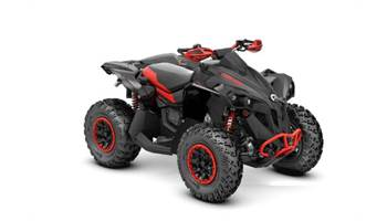 2020 Renegade X xc 1000R Black & Can-Am Red